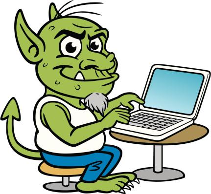 Internet Computer Troll