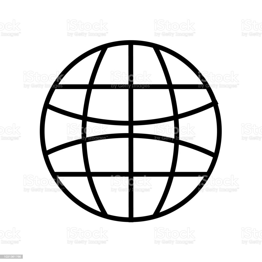 Internet Icon Vector Isolated On White Background Internet Sign Stock Illustration Download Image Now Istock