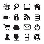 Internet Icons Design
