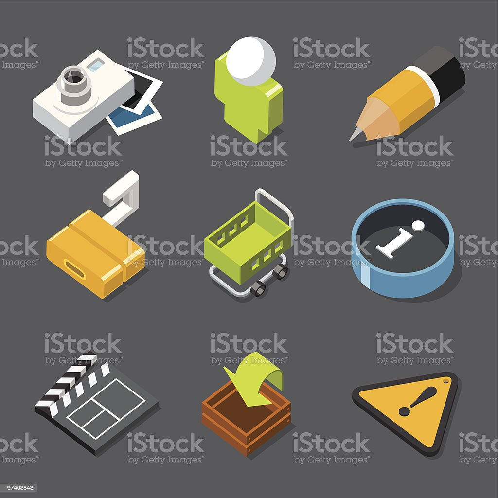 Internet icons royalty-free internet icons stock vector art & more images of black background