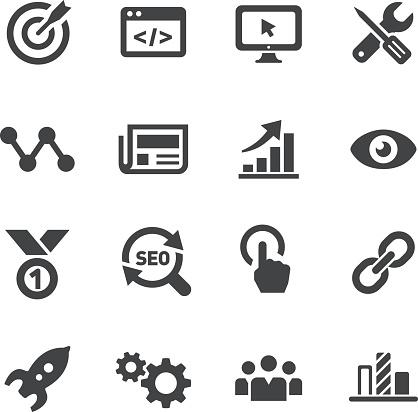 Internet Marketing Icons - Acme Series