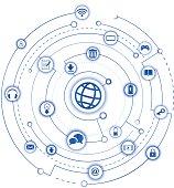 istock Internet of Things 807785140
