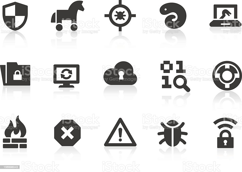 Internet Security icons royalty-free internet security icons stock vector art & more images of accessibility