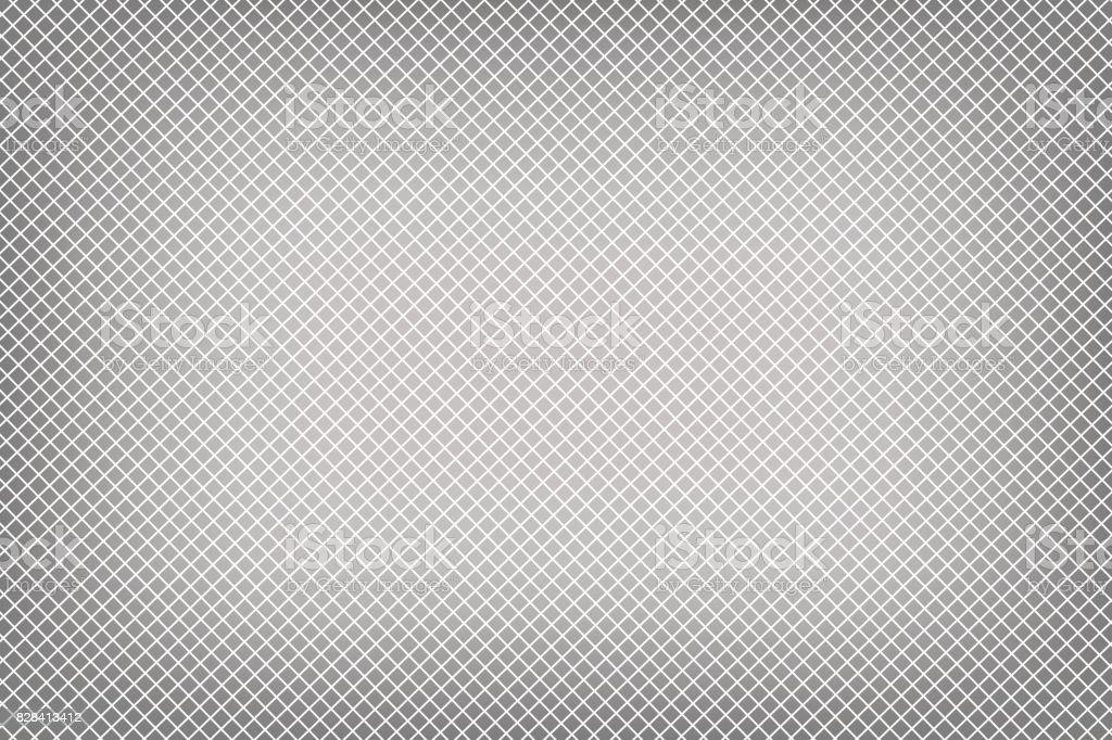 Intersecting thin lines vector art illustration