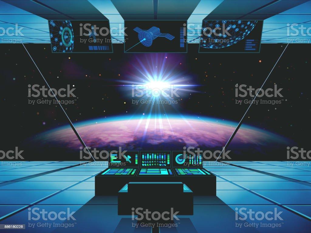 Interstellar Travel in a Spaceship