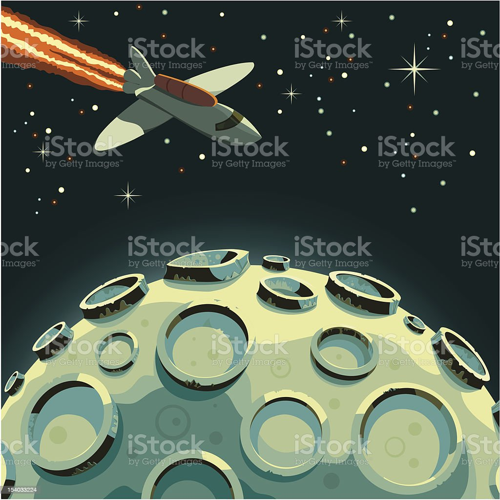 Interstellar royalty-free interstellar stock vector art & more images of asteroid