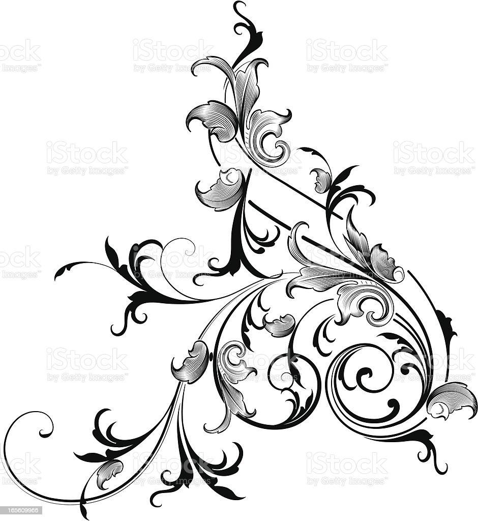 intricate arabesque stock vector art more images of art deco 165609966 istock. Black Bedroom Furniture Sets. Home Design Ideas