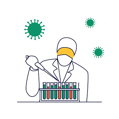 Investigating the vaccine for coronavirus