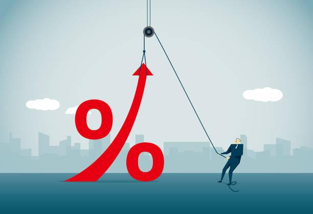 Investmen vector art illustration