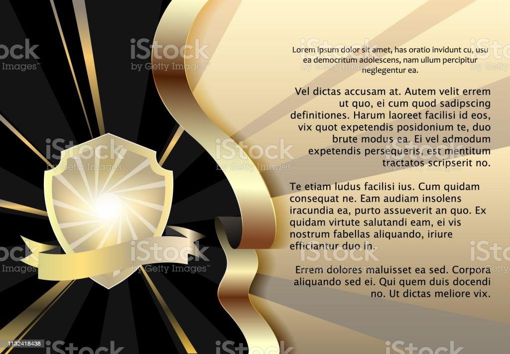 Ilustración De Diseño De Tarjeta De Invitación Tarjeta De
