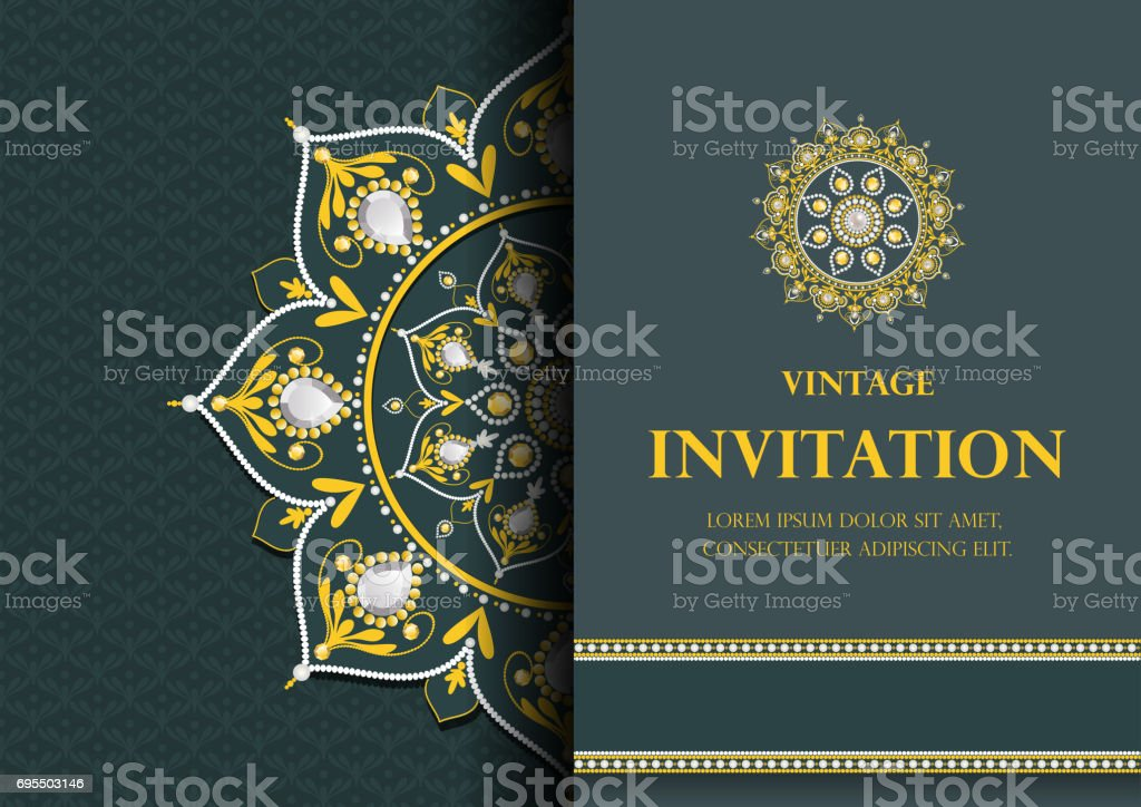 Invitation card vintage style red background vector arte vetorial invitation card vintage style red background vector invitation card vintage style red background vector arte stopboris Choice Image