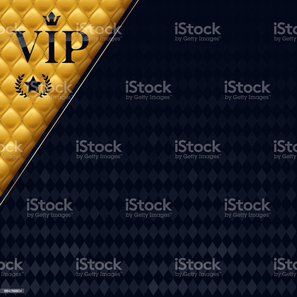 Vip invitation premium design background template stock vector art banner sign certificate flyer leaflet gold letter vip invitation premium design background template spiritdancerdesigns Image collections