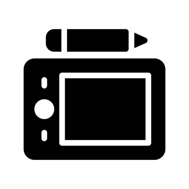 ipad - ipad stock illustrations