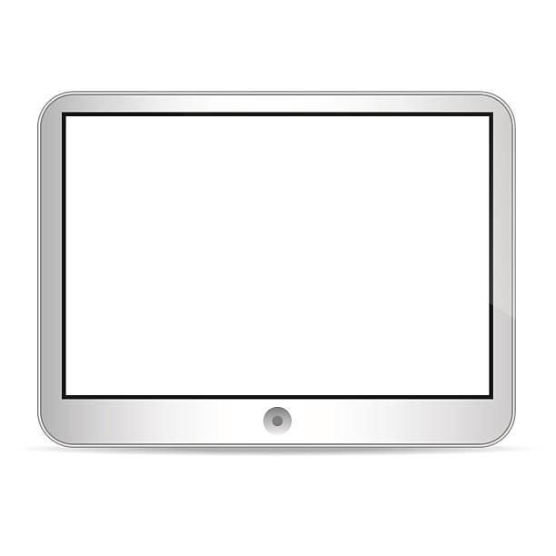 ipad_horizontal - ipad stock illustrations