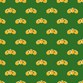 Ireland Seamless Pattern