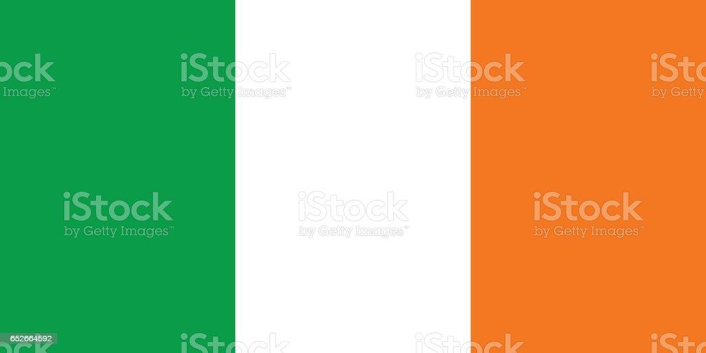 Irlanda - ilustración de arte vectorial