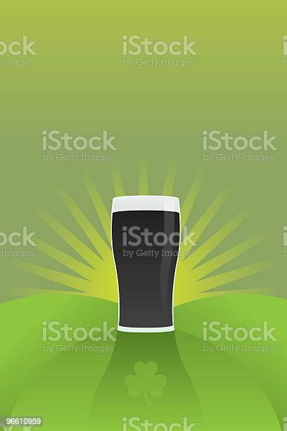 Irish Stout Stockvectorkunst en meer beelden van Bier