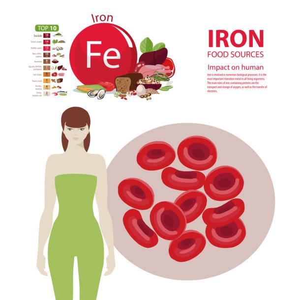 iron - vegetable blood stock illustrations, clip art, cartoons, & icons