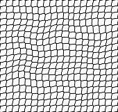 irregular net seamless pattern vector