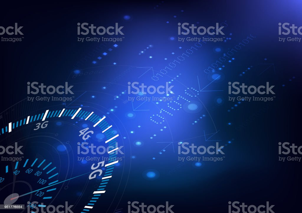 5g Is The Best Stock Illustration - Download Image Now - iStock