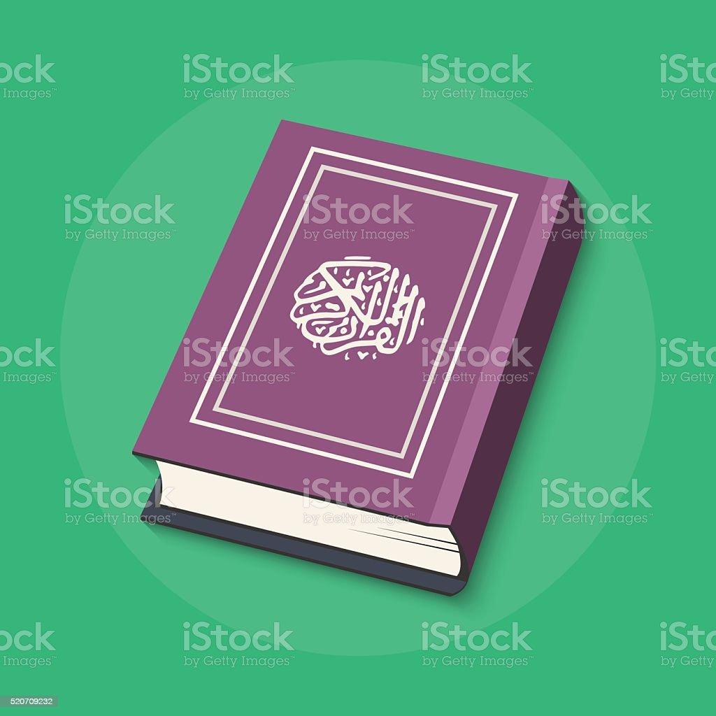 Islamic Book Holy Quran