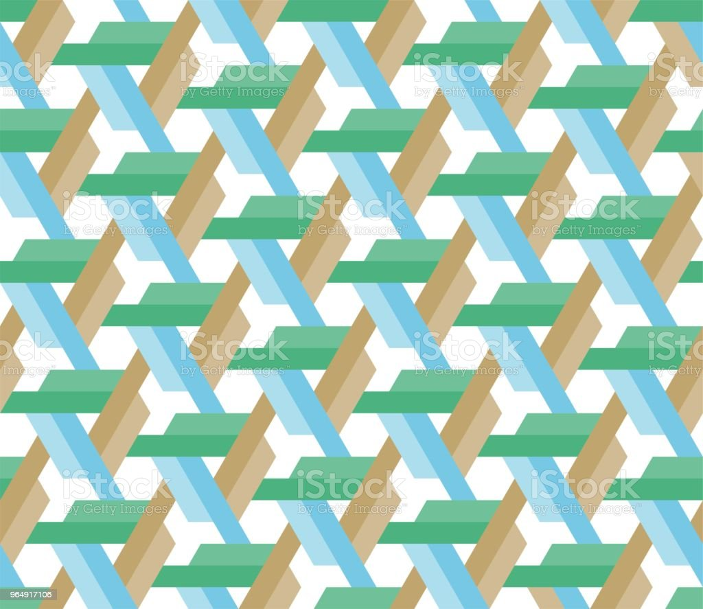 Islamic geometric seamless pattern royalty-free islamic geometric seamless pattern stock illustration - download image now