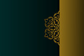 islamic pattren design art