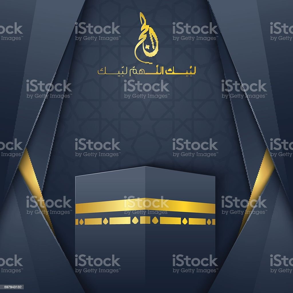 best umrah illustrations  royalty