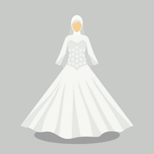 Royalty Free Wedding Dress Stores Clip Art, Vector Images ...