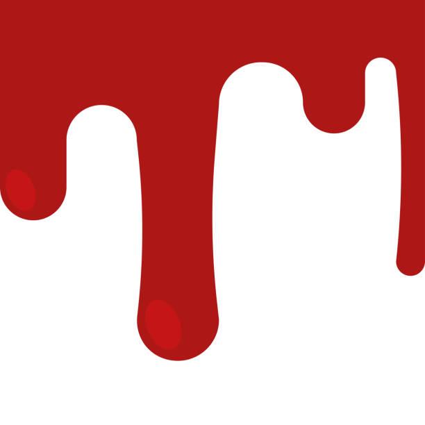 illustrazioni stock, clip art, cartoni animati e icone di tendenza di isolated blood thriller - thriller