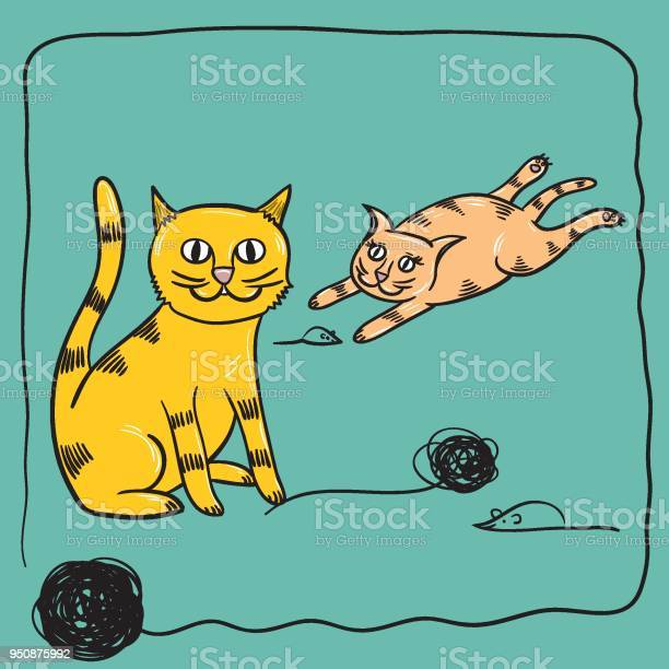 Isolated cats character vector illustration vector id950875992?b=1&k=6&m=950875992&s=612x612&h=3ojesfhlkw80c7ue6pwdo3ro34askyh3eotua0del60=