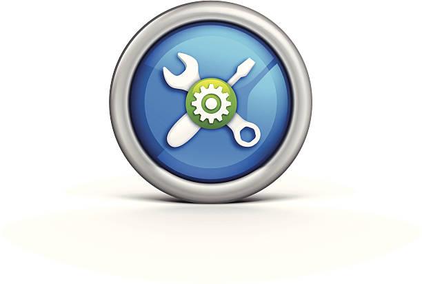 Tools Symbol – Vektorgrafik