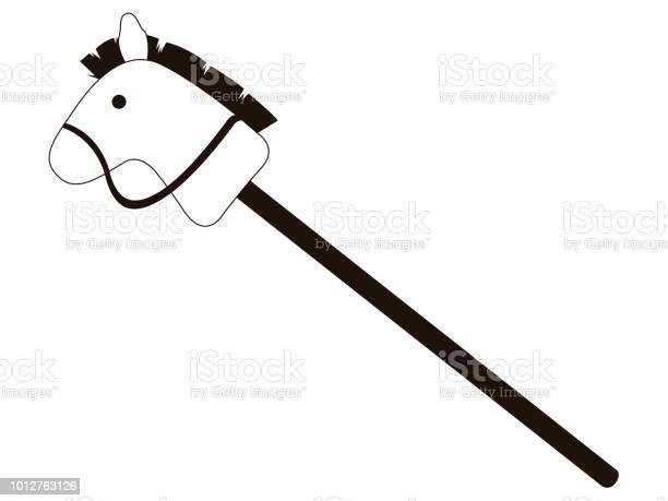 Isolated horse stick toy icon vector id1012763126?b=1&k=6&m=1012763126&s=612x612&h=ycn4euliat1t fb73om5rj6kbjh3a5gz5vvyh5wwrnw=