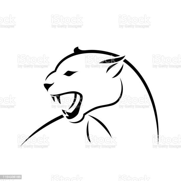 Isolated panther vector illustration vector id1154036185?b=1&k=6&m=1154036185&s=612x612&h=cjtgjctkvow3asw3lwfbxivzbwnfqa5qj8ey kzmhcq=