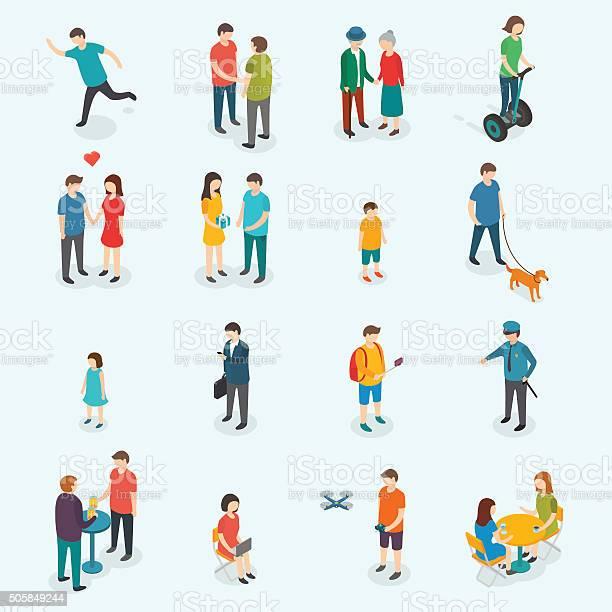 Isometric 3d vector people set of woman and man vector id505849244?b=1&k=6&m=505849244&s=612x612&h=5y0 lcstzipkukgve9rxnhk gpa4dmp03ngir1krhus=
