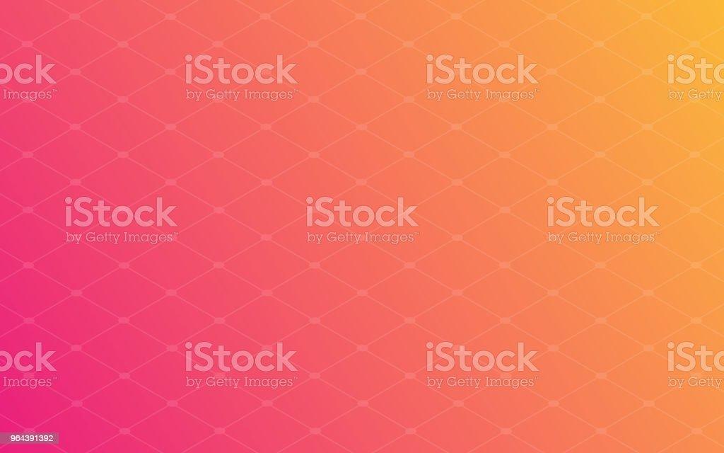 Segundo plano isométrico colorfull - Vetor de Abstrato royalty-free