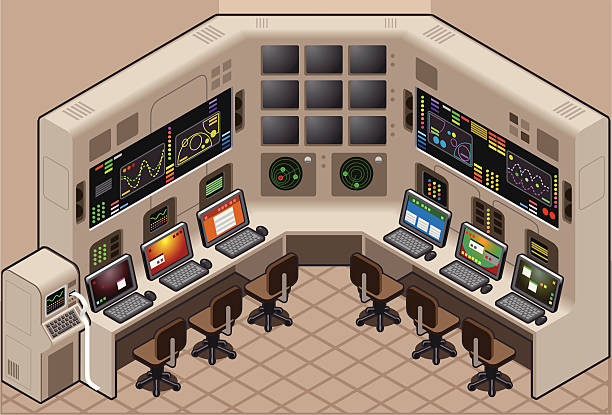 Isometric Control Panel http://imageshack.us/a/img268/4665/emailmet.jpg mission control stock illustrations