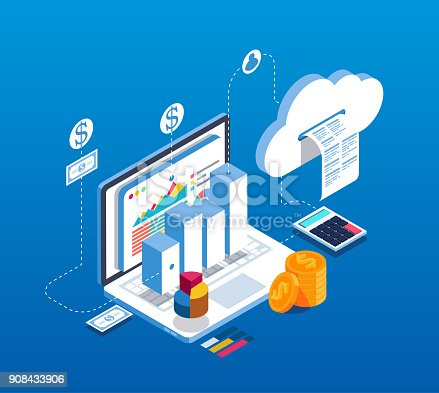 Isometric digital information and technology
