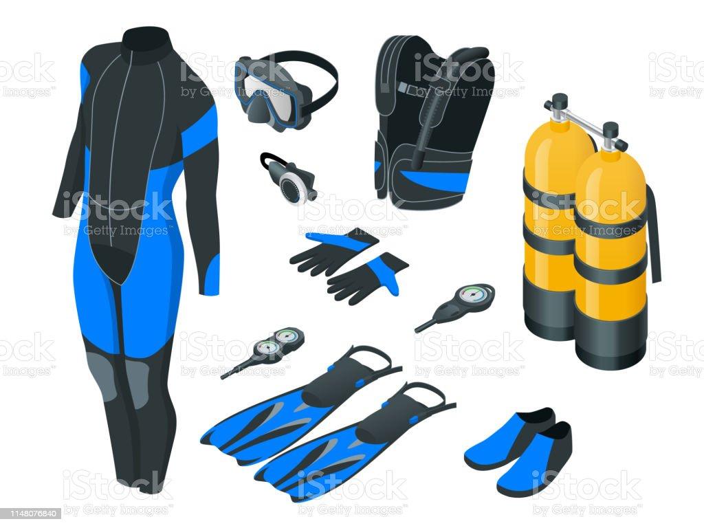 El Topic de los Corredores - Página 20 Isometric-mans-scuba-gear-and-accessories-equipment-for-diving-idiver-vector-id1148076840