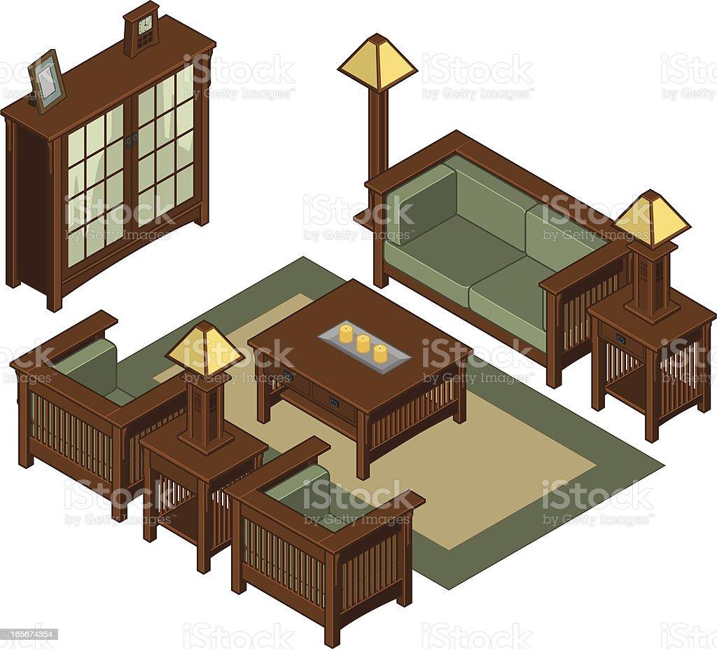 Isom Tricos Misi N Los Muebles De La Sala De Estar Arte  # Muebles Sala De Estar