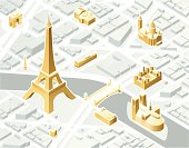 Isometric Paris