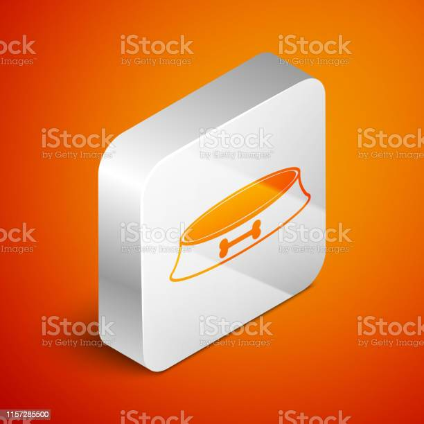 Isometric pet food bowl for cat or dog icon isolated on orange dog vector id1157285500?b=1&k=6&m=1157285500&s=612x612&h=5hsoxarieow3y0oel0yn5ul1c54wwyixzfdn2xm1xj8=