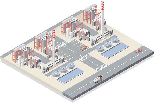 Isometric, Power Station