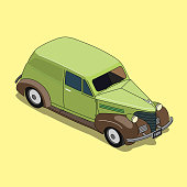 1939 isometric van