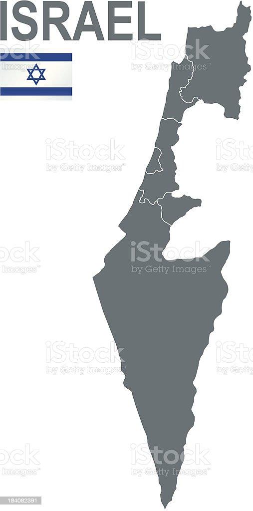 Israel royalty-free stock vector art