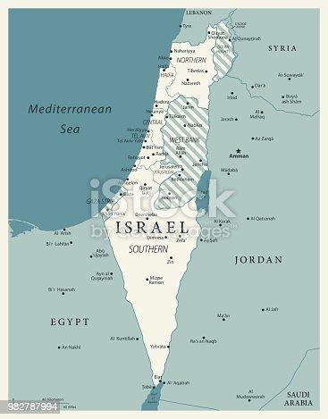istock 24 - Israel - Vintage Murena Isolated 10 982787994