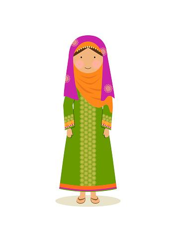 Israeli traditional clothing for women