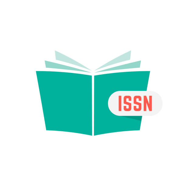ilustraciones, imágenes clip art, dibujos animados e iconos de stock de signo de issn con el libro verde - suministros escolares