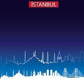 Vector Istanbul