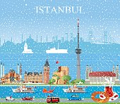 Istanbul Winter